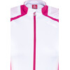 Löffler Hotbond - Maillot manches courtes Femme - rose/blanc